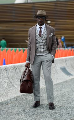 See #streetstyle highlights from the second day of #PittiUomo on our #SaksStyle hub. #PittiPeoplexSaks