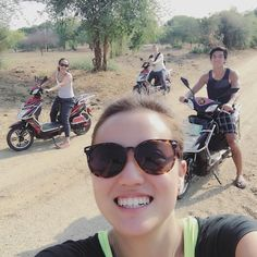 Instagram picutre by @maricellemusic: The Bagan-tush-bike-gang rolling through the streets & falling into ditches in the pitch black night. Thanks for the amazing trip I feel truly alive with you guys.  #alreadyplanningoutnexttrip #fujirock #climbfuji #zomg #whatdidigetinto #myanmar #burma #bagan #ebike #sightseeing #temples #moretemples #pagodas #experience #travel #wanderlust #sunburn #travelbuddies - Shop E-Bikes at ElectricBikeCity.com (Use coupon PINTEREST for 10% off!)