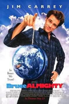Bruce Almighty movie posters at movie poster warehouse movieposter.com Australia