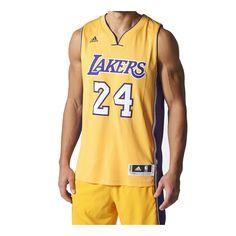 Le maillot de basket NBA des #Lakers <3