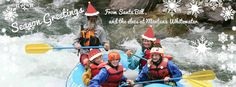 White Christmases lead to Whitewater! Fly Fishing Lessons, Visit Yellowstone, Whitewater Rafting, Three Rivers, Paradise Valley, The Elf, Horseback Riding, Kayaking, Montana