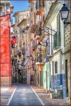 La Vila Joiosa, Valencia, Spain-by Pablo Arias