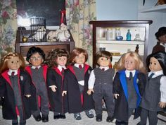 GROUP: Dumbledore's Army | American Girl Playthings!