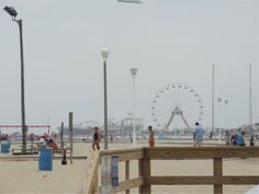 Ocean City Maryland Ferries Wheel