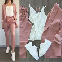From work dresses and skirts to jackets and pants, you'll find stylish work outfits with these profe Stylish Work Outfits, Business Casual Outfits, Professional Outfits, Cute Casual Outfits, Stylish Outfits, Teenager Fashion Trends, Teen Fashion Outfits, Mode Outfits, Suit Fashion