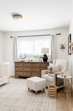 Visit here to see this nursery for a boy on Halfway Wholeistic! If you are looking for, boy nursery ideas, then this is the blog post for you. Get inspired by this nursery idea with a neutral color palette. There is nothing more chic than nursery ideas that are neutral gray and white. You will love this baby boy nursery room idea and themed color scheme. Be sure to buy neutral paint colors for a gender neutral nursery decor that is also calming for the baby. #nursery #home #decor Baby Boys, Baby Boy Rooms, Baby Boy Nurseries, Gender Neutral Nurseries, Baby Boy Nursey, Baby Room Design, Baby Room Decor, Nursery Paint Colors, Painting A Nursery