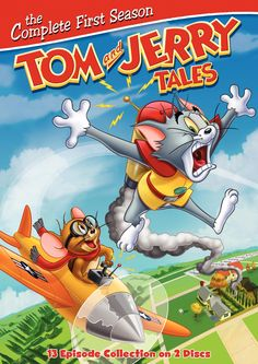 Tom and Jerry Tales Complete First Season