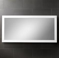 """Hutton Mirror - Restoration $515  66"""" x 32"""""""