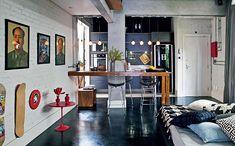 Veja opções para quem mora em apartamento pequeno e não tem espaço para mesa e cadeiras