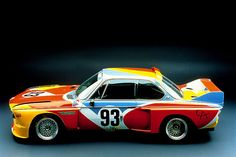 #BMW Art Car