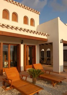 El Valle Golf Resort in Murcia, Spain. Villa owned by Mr and Mrs Thornton via Baby Friendly Boltholes. Great holiday :) quiet, gated private pool, near Cartagena and lovely beaches at Los Alcazares