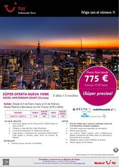 ¡Súper precios! Oferta Nueva York Hotel Amsterdam Court. Precio final desde 775€ ultimo minuto - http://zocotours.com/super-precios-oferta-nueva-york-hotel-amsterdam-court-precio-final-desde-775e-ultimo-minuto/