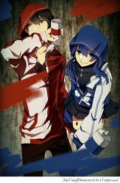 Shintaro and Ene