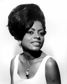 Diana Ross of the supremes