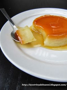 Crème-Caramel al Latte di Mandorle