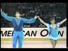 Isabelle Brasseur-Lloyd Eisler Gold Medal Performance 1993 World Figure Skating Championships - YouTube