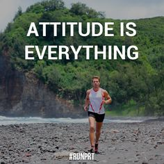 With a positive outlook, anything is possible. #runningquote&motivations