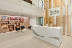 Lindley Corporation Office by Contract Workplaces Lima  Peru