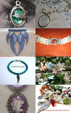 Wings by Michele on Etsy--Pinned with TreasuryPin.com