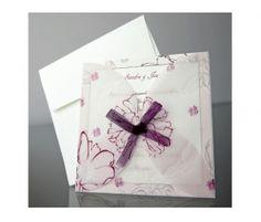 Colección EMMA 2014 – Boda Style Invitación de boda 34918
