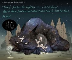 OMG, every time i find a piece of art from Ciara Bautista, it's like a mini fairytale that breaks my reality..