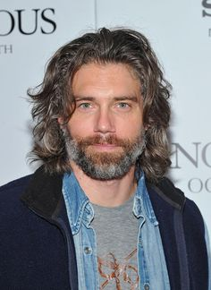 "Anson Mount Photo - ""Anonymous"" Screening - Arrivals"