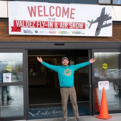 Made it to the Valdez Fly-in! Here with @deonmitton and @_expeditiongirl documenting this unique aviation event. Say hello if you're attending. Would love to help you get great aviation photos/video #STOL16