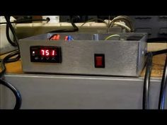 A temperature controller for a bullet casting lead pot using a PID control module. Pid Controller, Heat Treating, It Cast, Science, Car, Tips, Youtube, Automobile, Autos