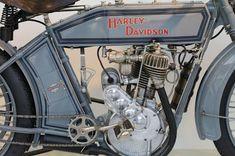 OldMotoDude: Harley-Davidson Single on display at the Barber Vintage Museum -- Birmingham, Al.