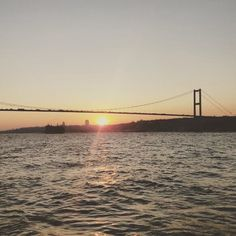 Istanbul, Cities, Most Beautiful, Turkey, Wallpapers, Celestial, Sunset, Country, Places