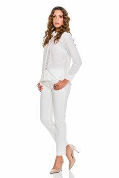 Blusa manga comprida | Long sleeve blouse Blusa manga comprida | Long sleeve blouse