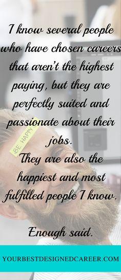 Career, Career Advice, Career Change, Dream Job, Inspiration, Inspirational  Quote,