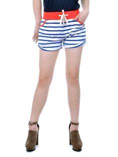 Anna-Kaci S/M Fit Red White Blue Patriotic Casual « Impulse Clothes