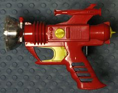 ATTIC OF ASTOUNDING ARTIFACTS: Cosmic Ray Gun