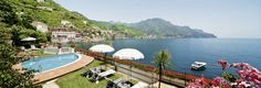 Palazzo Avino - A hotel featured by Kuoni Travel for Ravello holidays