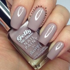 Barry M - Gelly Hi Shine - Almond 22