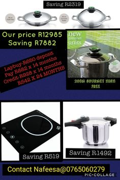 Make use of the less lockdown prices Cookware, Free Gifts, Investing, The Unit, Day, How To Make, Gourmet, Diy Kitchen Appliances, Kitchen Gadgets
