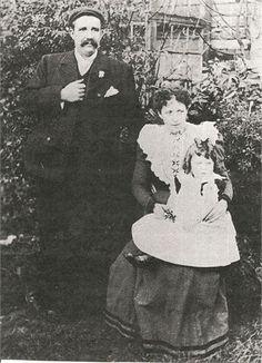 Harry and Rose Banting Hambledon Hampshire