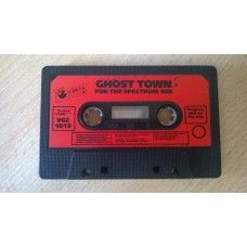 Ghost Town Tape Only for Spectrum by Virgin Games on Tape