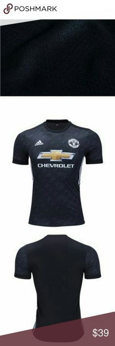 Men's Manchester United home 2017/18 soccer jersey Men's Manchester United home 2017/18 soccer jersey adidas Shirts Tees - Short Sleeve