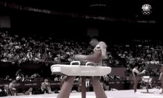 Crazy cool flips, twists, and turns from elite gymnasts around the world. Prepare to feel really inflexible after seeing these 20 gymnastics GIFs. Gymnastics Videos, Rhythmic Gymnastics, Famous Gymnasts, Contortion, Blow Your Mind, Denial, High Quality Images, Cheerleading, Skateboard