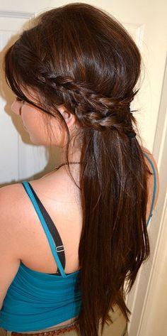 Game Of Thrones: Khaleesi/Princess Daenerys Hair Tutorial