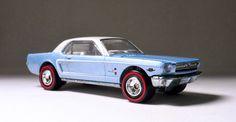 1965 - Ford Mustang Hardtop