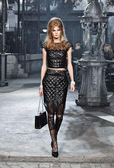 Ready-to-wear - Paris in Rome 2015/16 Métiers d'Art - Look 22 - CHANEL