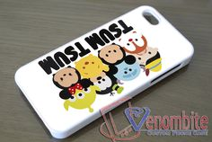 Disney Characters Tsum Tsum Case iPhone, iPad, Samsung Galaxy, HTC One Cases Art11
