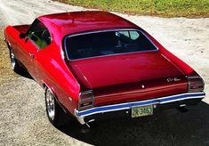 1969 Chevrolet Chevelle #classiccarschevroletchevelle