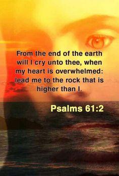 Psalms 61:2