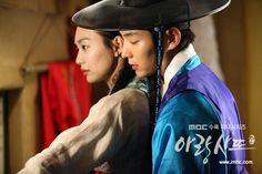 """Lee Joon Gi 🍑 """"Arang and the Magistrate"""" Joon Gi, Lee Joon, Yeon Woo Jin, Shin Min Ah, K Drama, Arang And The Magistrate, Wang So, Yoo Seung Ho, Lee Jun Ki"""