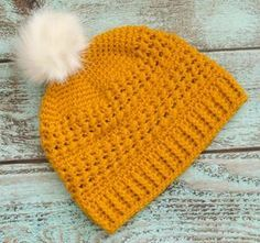 Winter in the Great Lakes State is a beautiful thing and so is this Great Lakes Beanie. A free pattern to crochet with awesome texture and a great ribbing.