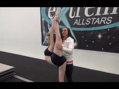 Cheer Extreme Coach Sarah S. Macrow shows you what it takes to be as flexible as a Champion Flyer in video 2! Please subscribe to see all of our future Cheer Extreme Instructional Videos